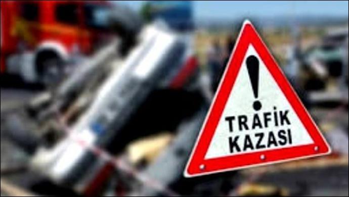 Suruç'ta feci kaza: 1 ölü,2 yaralı