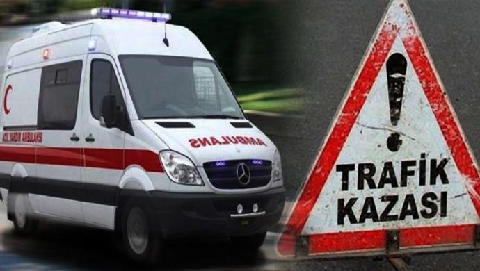 Suruç'ta Kaza:1 ölü