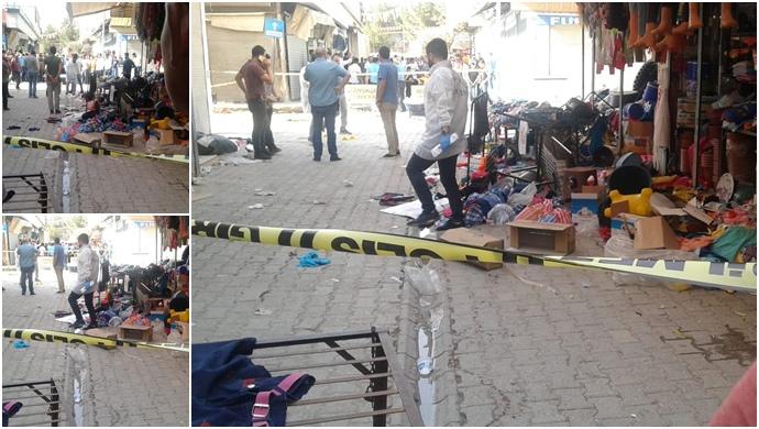 Suruç'ta Siyasete Kan bulaştı: Yaralılar var