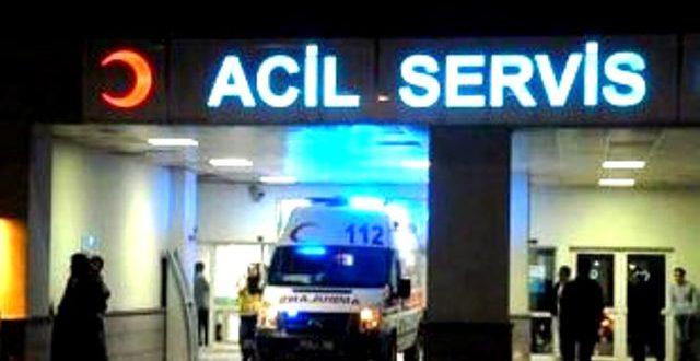Suruç'ta Siyasete Kan bulaştı: Yaralılar var ..