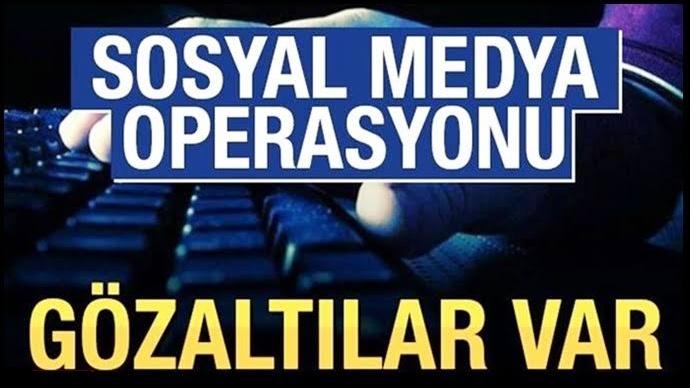 Suruç'ta Sosyal Medya Operasyonu: 2 Gözaltı