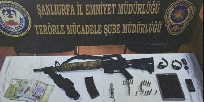 Suruç'ta Yakalanan 3 YPG/PYD Üyesi Tutuklandı
