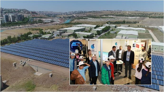 Şuski, Enerji Verimliliği Ödülü Aldı