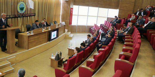 ŞUTSO Başkanı Peltek:Şanlıurfa'ya Vizyon Katacak Projeleri Hayata Geçireceğiz