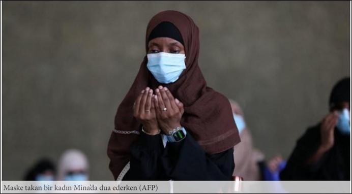 Suudi Arabistan'da bin 573 yeni koronavirüs vakası görülürken, bin 890 kişi de iyileşti