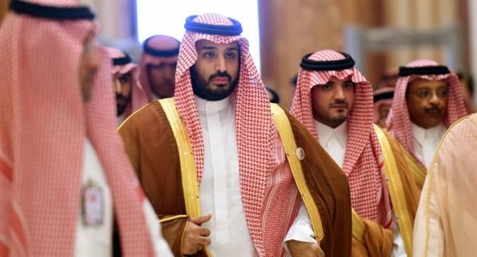 Suudi Arabistan'da yolsuzluk operasyonu: 11 prens, 4 bakan, 2 general gözaltında