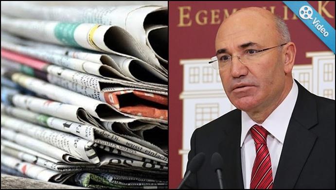 Tanal:''Yerel gazeteler kapanma tehlikesi ile karşı karşıya''