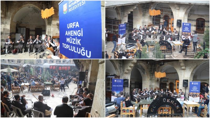 Tarihi Gümrükhanı'nda Büyükşehir'den Müzik Ziyafeti-(VİDEO)