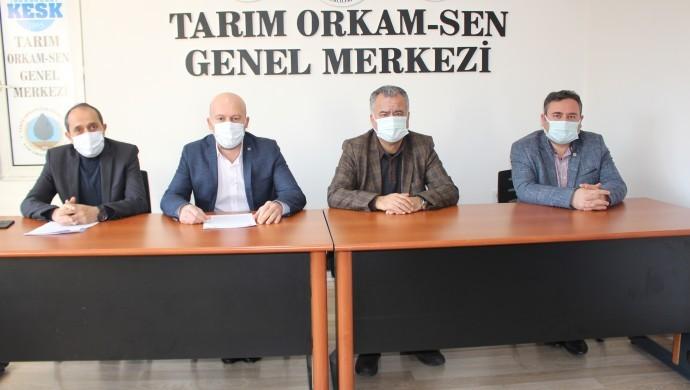Tarım Orkam-Sen: Pandemi önlemleri eşitsiz