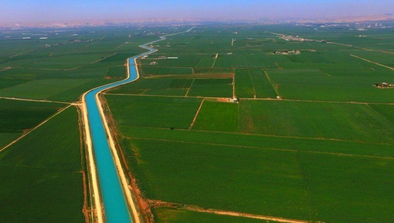 Tarım ve Orman Bakanlığı kuraklığa karşı harekete geçti! Urfa'da yer altı barajı yapılacak