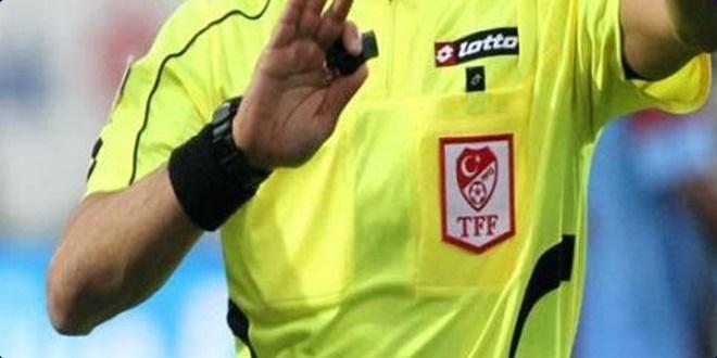 Tarsus İdman Yurdu Şanlıurfaspor Maçını Filiz Yönetecek