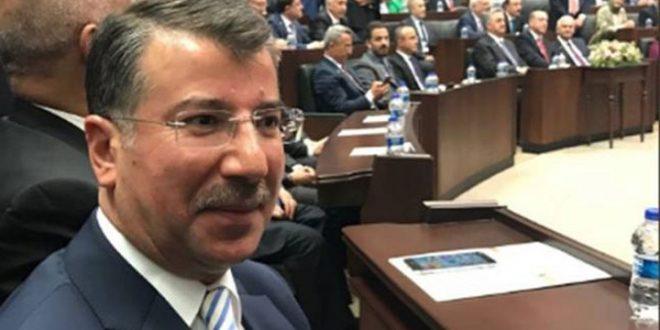 TBMM'de Mehmet Ali Cevheri'ye yeni görev