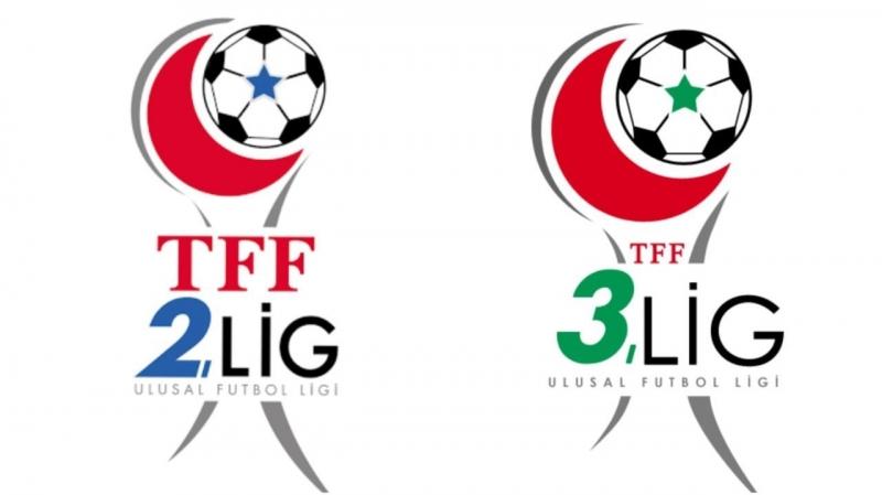 TFF 2. ve 3. Lig fikstür çekimi yapıldı