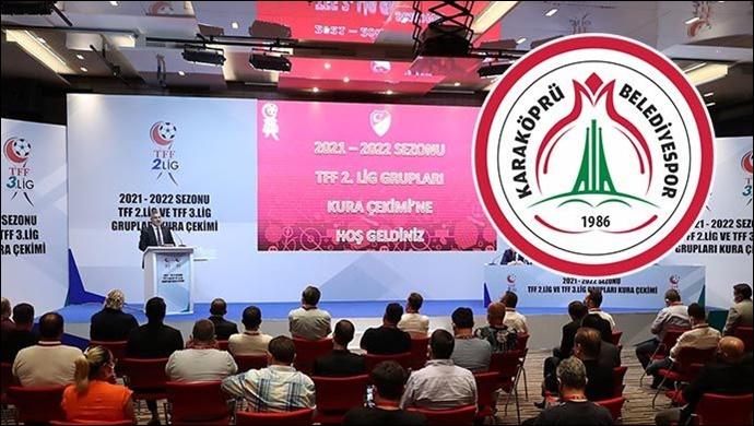 TFF 3. Lig grup kura çekimi yapıldı: İşte Karaköprü'nün yer alacağı grup