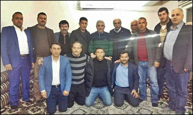 TFF Malatya Bölgesi Akçakale Belediyespor'u Ziyaret Etti