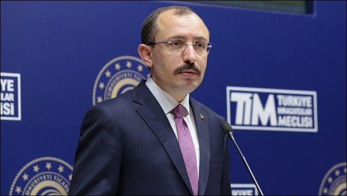 Ticaret Bakanı Muş,Nisan Ayı, ihracat ve ithalat verileri Açıkladı