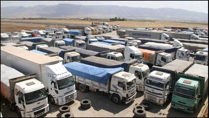TIR şoförlerinin mağduriyeti Meclis'e taşındı