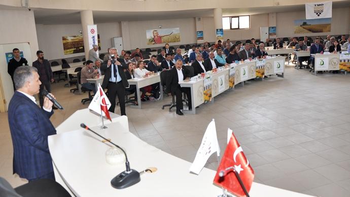 TMO. Kızıltepe'de lisanslı depoculuğun faydalarını anlattı
