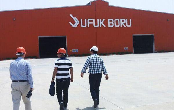 TMSF, Ufuk Boru Şanlıurfa tesislerinin satışını yapacak