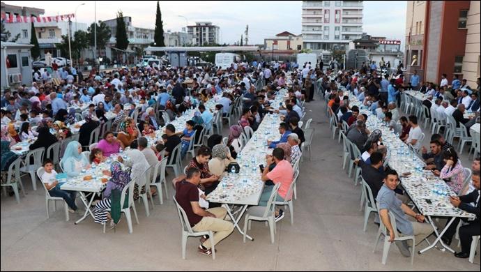 Toplu iftar ve organizasyonlar yasaklandı