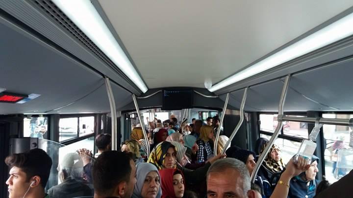 Toplu Taşıma Sorunu Ne Zaman Bitecek?