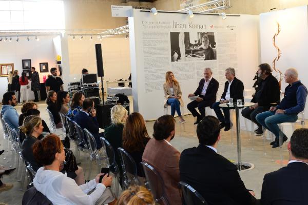 Tosyalı Holding'den Contemporary İstanbul'da  'Sanatta İleri Dönüşüm ve Sürdürülebilirlik' paneli