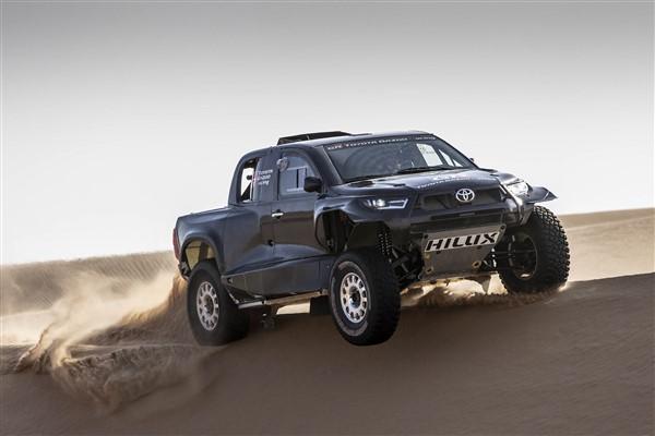 TOYOTA GAZOO Racing, 2022 Dakar Rallisi'nde dört aracıyla yarışacak