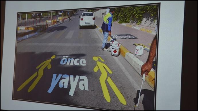 Trafik Düzenlemesinde Şanlıurfa Türkiye'ye Örnek Oluyor