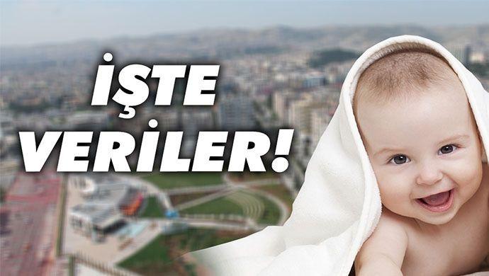 TÜİK Açıkladı: En çok Urfa'da