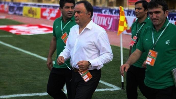 Türk antrenör Irak yolunda