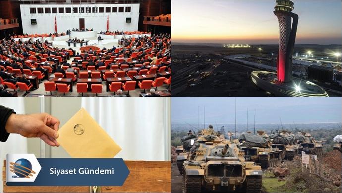 Türk siyasi hayatında 2018 yılında yaşananlar
