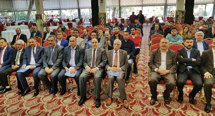 Türkiye Kamu-Sen Şanlıurfa 6. Olağan Kongresi Yapıldı