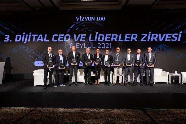 Türkiye'nin CEO'ları 3. Dijital CEO ve Liderler Zirvesi'nde buluştu