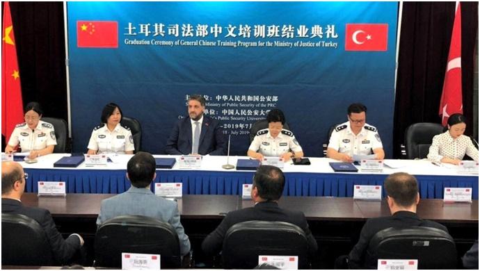 """""""Türkiye ve Çin arasındaki ilişkiler çok yönlü gelişiyor"""""""