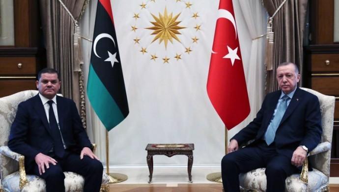 Türkiye ve Libya arasında 5 anlaşma imzalandı