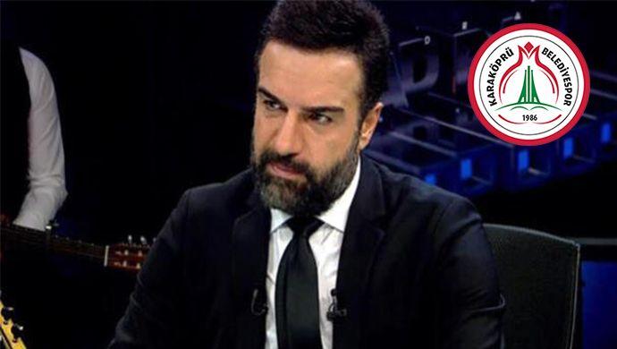 Türkücü Berdan Mardini'yi dolandırmaya çalışan kişi Karaköprülü futbolcu çıktı