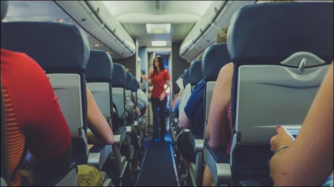 Uçak yolculukları sonrası