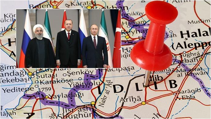 Üçllü zirvede liderler bir araya gelecek