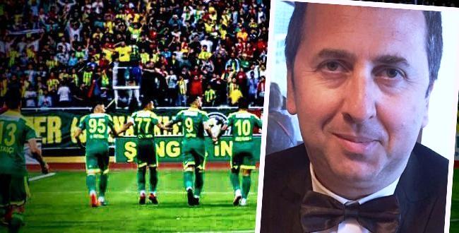 Ünlü oyuncu Metin Zakoğlu'ndan Şanlıurfaspor'a destek