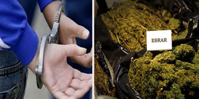 Urfa – Adıyaman karayolunda uyuşturucu operasyonu