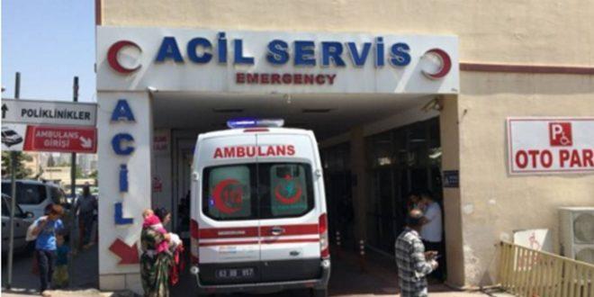 Urfa – Adıyaman karayolunda kaza: 1 ölü, 5 yaralı