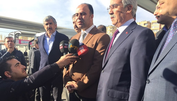 Urfa Büyükşehir Kadroları, Toplu Taşımayı Kullanacak