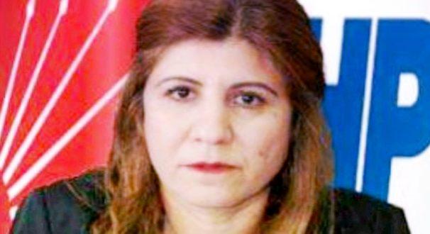 Urfa CHP Kadın Kolları Başkanı İpek'ten Erdemli İstifa