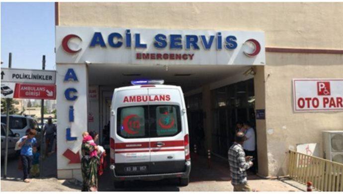 Urfa – Diyarbakır karayolunda kaza: 1 ölü