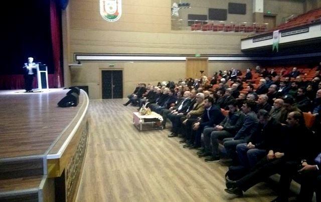 Urfa, Doğu Türkistan'daki Müslümanları unutmadı