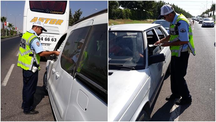 Urfa İl Emniyet Müdürlüğü 2018 Yılı Kurban Bayramı Trafik Tedbirleri