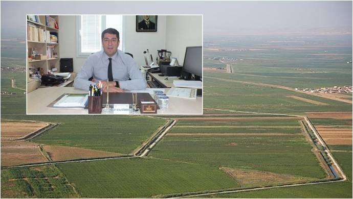 Urfa-Nüfus artıyor tarım alanları azalıyor