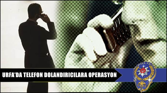 Urfa ve Adana'da Eş Zamanlı Operasyon: 32 Gözaltı