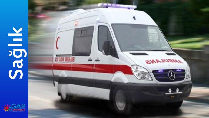 Urfa'da 4 kişi Karbonmonoksit gazından Zehirlendi