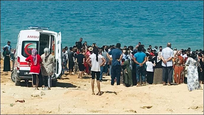 Urfa'da bayram boğulma vakaları nedeniyle buruk geçti! Bakın kaç kişi boğuldu